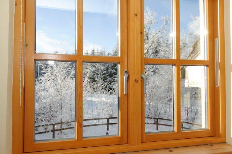 Дефекты деревянных окон: окно не закрывается