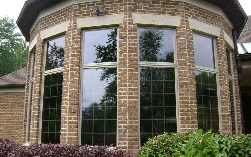 Пленка для тонировки стекол дома
